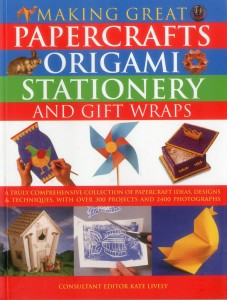 Papercraft Origami Stationery and Gift Wraps