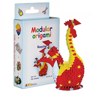 origami_modular_rooster